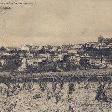 Postales: RRR POSTAL DE TUI TUY PONTEVEDRA 1910 - VISTA GENERAL - LAS COLONIAS - SALVADOR FERNANDEZ. Lote 34451477