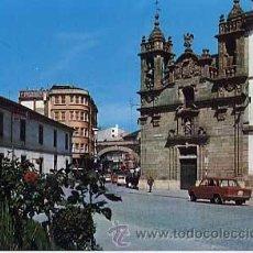 Postales: LUGO. PLAZA DE EL FERROL. ED. PERLA. Nº 3363. SIN CIRCULAR. Lote 34582310