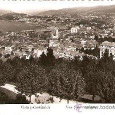 Postales: VIGO Nº209 VISTA PANORAMICA EDITA L. ROISIN FOTG.CIRCULADA. Lote 34946633