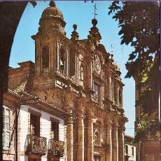 Postales: PONTEVEDRA - IGLESIA SAN BARTOLOME - Nº 2012 - ED. ARRIBAS - SIN CIRCULAR - AÑO 1964 - R- X. Lote 35338071