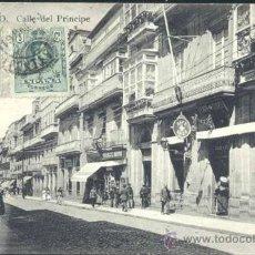 Postales: VIGO (PONTEVEDRA).- CALLE DEL PRINCIPE. Lote 35371223