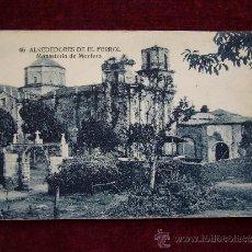 Postales: POSTAL 46. ALREDEDORES DE EL FERROL. MONASTERIO DE MONFERO.. Lote 35618041