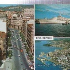 Postales: TARJETA POSTAL VIGO 3559, POSTALES FAMA. Lote 35667385
