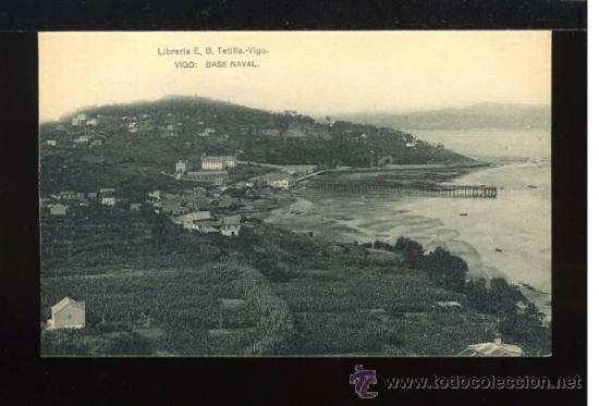 (A00793) VIGO - BASE NAVAL - HAUSER Y MENET SNº (Postales - España - Galicia Antigua (hasta 1939))