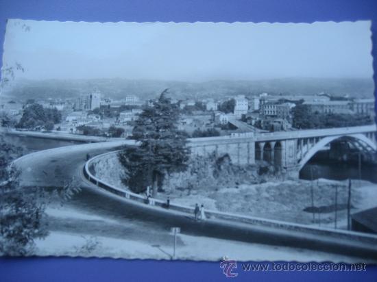 PONTEVEDRA. Nº 63. VISTA PARCIAL. ED. ARRIBAS. POSTAL SIN CIRCULAR (Postales - España - Galicia Moderna (desde 1940))