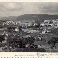 Postales: RRR POSTAL FOTOGRAFICA DE OURENSE 1958 - ORENSE - GALICIA - VISTA PARCIAL - PUENTES - AISA. Lote 51993763