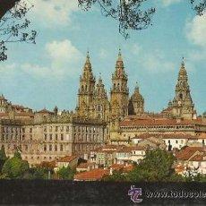 Postales: +-+ PV859 - POSTAL - SANTIAGO DE COMPOSTELA - SIN CIRCULAR. Lote 35953414