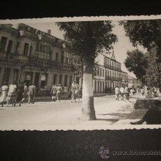 Postales: GUITIRIZ LUGO AVENIDA DEL GENERAL FRANCO. Lote 36094077