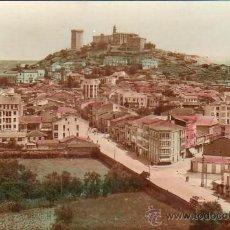 Postales: POSTAL DE MONFORTE DE LEMOS -LUGO VISTA PARCIAL . Lote 36174419