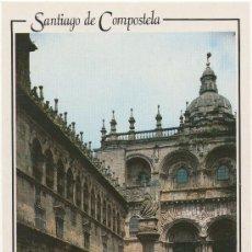 Postales: SANTIAGO DE COMPOSTELA.- PLAZA PLATERÍAS.. Lote 36176154