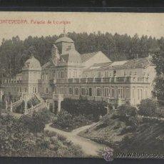 Postales: PONTEVEDRA - 5 - PALACIO DE LOURIZAN - THOMAS - (13.909). Lote 36227411