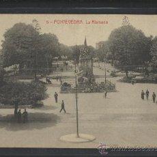 Postales: PONTEVEDRA - 6 - LA ALAMEDA - THOMAS - (13.910). Lote 36227432