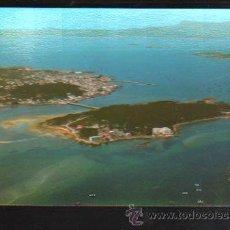 Postales: TARJETA POSTAL DE ISLA DE LA TOJA - VISTA AEREA. 3022. POSTALES FAMA. Lote 36232569