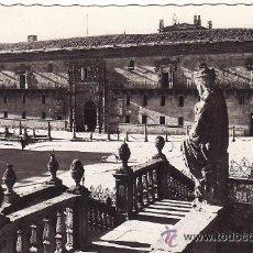 Postales: ** PH796 - POSTALSANTIAGO DE COMPOSTELA - HOSTAL DE LOS REYES CATOLICOS - CIRCULADA. Lote 36248476