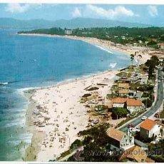 Postales: PONTEVEDRA VIGO PLAYA DE CANIDO. ED. PERLA. SIN CIRCULAR. Lote 36291388