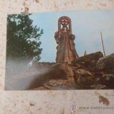 Postales: POSTAL PONTEVEDRA Nº 3.449 BAYONA REAL VIRGEN DE LA ROCA S/C A-168. Lote 36363847
