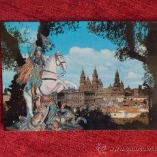 Postales: POSTAL SANTIAGO DE COMPOSTELA S/C PT-9. Lote 36395361