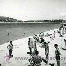 Postales: EL FERROL.- PLAYA DE COPACABANA.- EDICIONES SICILIA Nº 17. FOTOGRAFICA.. Lote 36419463