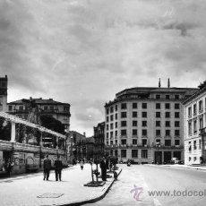 Postales: ORENSE.- GOBIERNO CIVIL Y PLAZA DE SAN LAZARO.- EDICIONES SICILIA Nº 25. FOTOGRÁFICA.. Lote 36477132