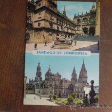 Postales: POSTAL SANTIAGO DE COMPOSTELA Nº 45 S/C A-252. Lote 36607791