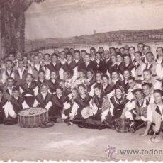 Cartoline: CORUÑA - POSTAL FOTOGRAFICA GRUPO FOLKLORICO. Lote 36625785