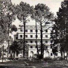 Postales: POSTAL RARA DEL GRAN HOTEL DE LA TOJA - O GROVE - PONTEVEDRA - FOTOGRAFICA. Lote 36896297