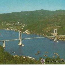 Postales: *-* PW - 876 - POSTAL - VIGO - PUENTE DE RANDE - SIN CIRCULAR. Lote 36976835