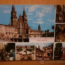 Postales: SANTIAGO DE COMPOSTELA.. Lote 36985307