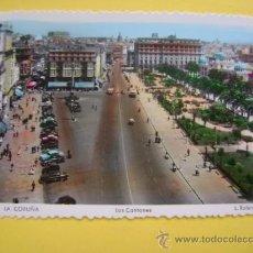 Postales: POSTAL SIN CIRCULAR CORUÑA ROISIN Nº 365 LOS CANTONES. Lote 37018432