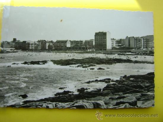 POSTAL SIN CIRCULAR CORUÑA ARRIBAS Nº 241 PLAYA DE RIAZOR (Postales - España - Galicia Moderna (desde 1940))