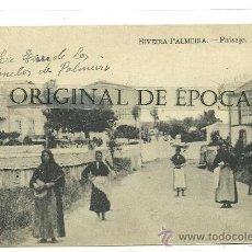 Postales: (PS-32158)POSTAL DE RIVEIRA PALMEIRA-PAISAJE. Lote 37152903