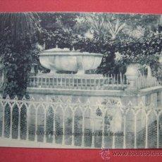 Postales: LA CORUÑA SEPULTURA DE JOHN MOORE . Lote 37318663