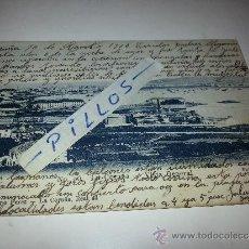 Postales: POSTAL DATADA 1906 LA CORUÑA - VISTA GENERAL. Lote 37416739