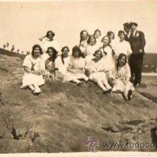 Postales: SANGENJO PONTEVEDRA ..FOTOPOSTAL 1922. Lote 37465903