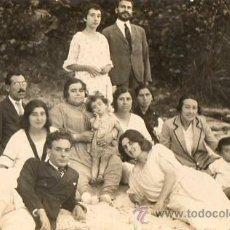 Postales: SANGENJO PONTEVEDRA ..FOTOPOSTAL 1922. Lote 37465960