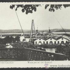 Postales: EL FERROL DEL CAUDILLO - 3 - VISTA PARCIAL DEL ARSENAL - ED·ARRIBAS - (16511). Lote 37771248