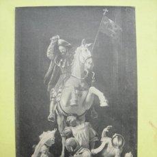 Cartoline: SANTIAGO APÓSTOL. EL SOL PAPELERÍA. SANTIAGO. Lote 38006928