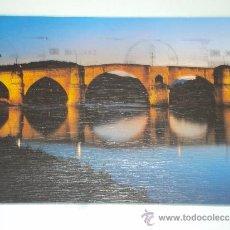 Postales: ORENSE. PUENTE ROMANO.. Lote 38178088
