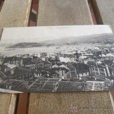 Postales: POSTAL FOTOGRAFICA DE VIGO VISTA GENERAL EDICION LIBRERIA E B TETILLA . Lote 38218496