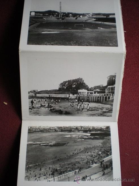 Postales: 4687 - LA CORUÑA-BLOK RECORDATORIO DE 10 INTERESANTES FOTOS ARTISTICAS DE 9X6,5 CM - ARRIBAS - Foto 4 - 38786817