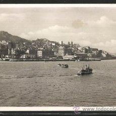 Postales: POSTAL VIGO PERFECTA 1936 - VISTA DESDE LA RIA - OCEAN COMFORT COMPANY. Lote 38843329