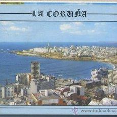Postales: BLOC POSTAL. LA CORUÑA. DESPLEGABLE DE 10 POSTALES P-BLOC-021. Lote 38897883