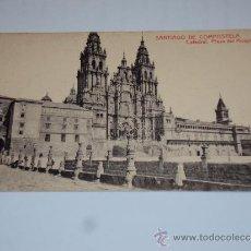 Postales: SANTIAGO DE COMPOSTELA. CATEDRAL.. Lote 38935454