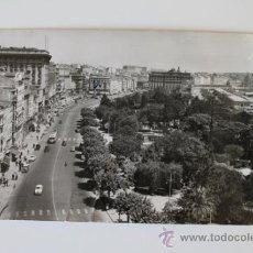 Postales: POSTAL. LA CORUÑA. AVENIDA DE LOS CANTONES. ED. ARRIBAS.. Lote 39304760