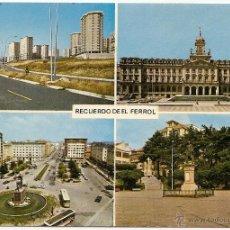 Postales: EL FERROL. Lote 39681193