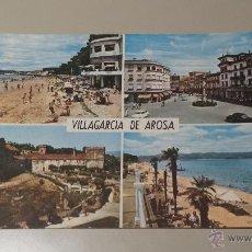 Postales - POSTAL DE VILLAGARCIA DE AROSA. ED.ARRIBAS - 39779103