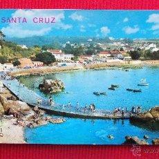 Postales: SANTA CRUZ - LA CORUÑA. Lote 40082112