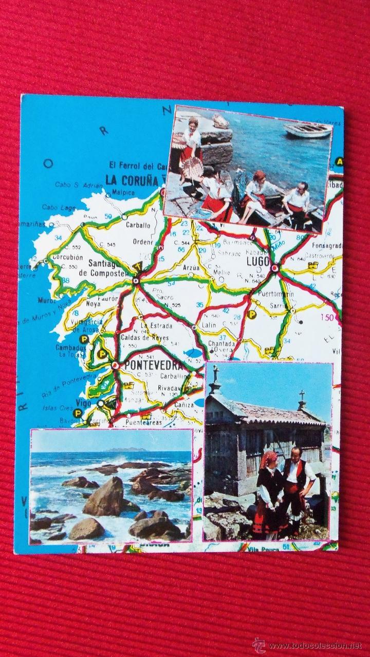 GALICIA (Postales - España - Galicia Moderna (desde 1940))