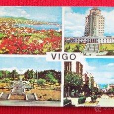 Postales: VIGO - PONTEVEDRA. Lote 40149039
