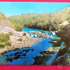 Postales: RIO LEREZ - PONTEVEDRA. Lote 40201586